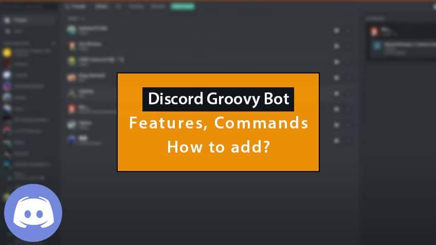 discord groovy bot