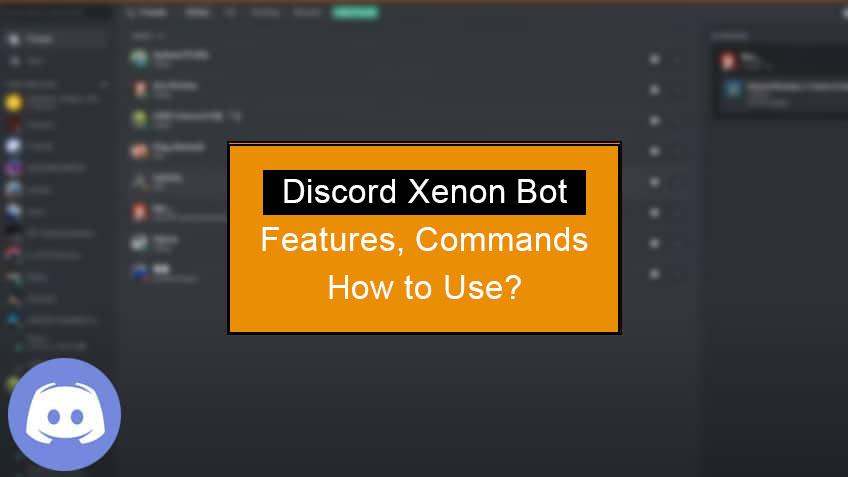 discord xenon bot